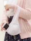 超有创意的随身内衣小包 外表是内衣却可以装下手机和钱包