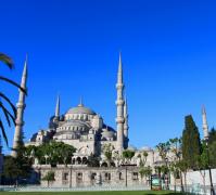 土耳其旅游风景摄影图片