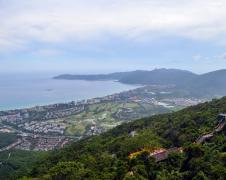 海南三亚风景摄影高清图片