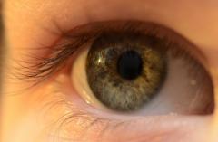 外国小孩儿童蓝色大眼睛图片