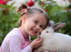 开心大笑可爱小孩儿童照片