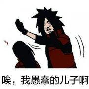 火影忍者系列搞笑斗图带文字表情包