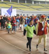 世界自闭症关注日公益活动在区体育场举行图