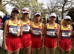 陕西运动员夺国际田联竞走挑战赛一金一银