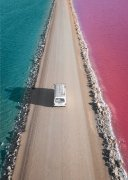澳大利亚的麦克唐纳湖的图片