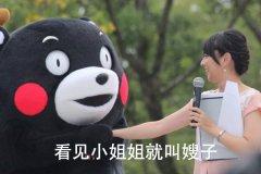 熊本熊单身狗的搞笑表情包